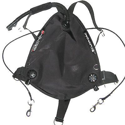 "ITA jacket BCD Scuba One side Mount "" Mangusta "" 12 litri"