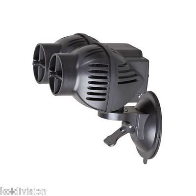 Hidom Double Aquarium Wave Maker 5000 LPH Marine Coral Reef Fish Tank Water Pump