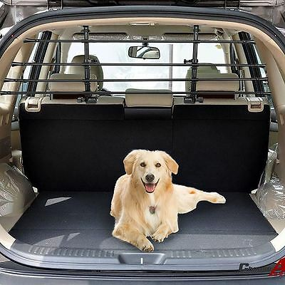 New & Boxed Adjustable Pet Dog Guard  Safety Barrier Estate Car Mpv
