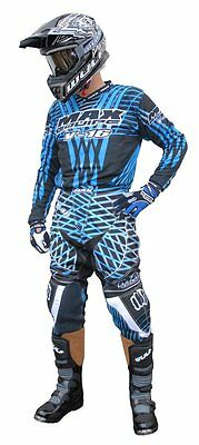 Wulfsport Max Equipe Motocross Quad Enduro Pants And Shirt Kit Deal All Colours