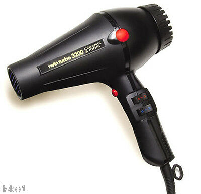 Pibbs 3200 Turbo Power Twinturbo Ceramic and Ionic Dryer