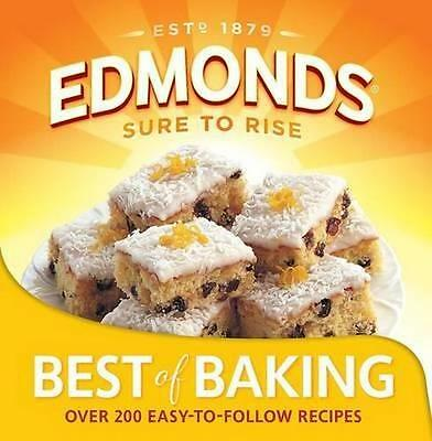 NEW Edmonds the Best of Baking By Fielder Goodman Paperback Free Shipping
