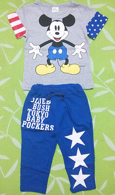 peninsula baby Short Baby Boys Cotton Outfits Kids Sets Clothes FOR 9M-6 YEARS