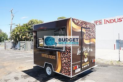 Mobile Coffee Business For Sale From $9900