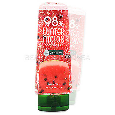 [ETUDE HOUSE] 98% Watermelon Soothing Gel 250ml / Korea cosmetic