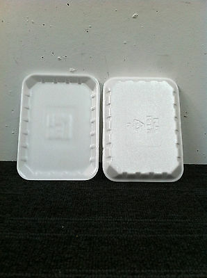 Foam tray oblong 138 mm x 189 mm ( 125 pieces ) 14 mm thick Multi-purpose