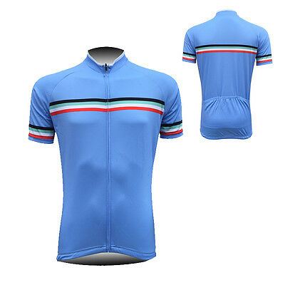 2016 Style New Men's Sportswear Cycling Jerseys Short Sleeve Bicycle Clothing