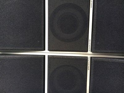 LIGHT WEIGHT BLACK SPEAKER FABRIC / CLOTH / GRILLS / CABINETS - 850mm x 1000mm
