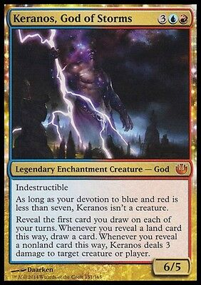 KERANOS, DIO DELLE TEMPESTE - KERANOS, GOD OF STORMS Magic JOU Mint