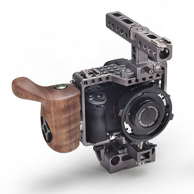 TILTA ES-T17A Sony Alpha A7R II A7S Mark 2 MK2 rig Cage quick release baseplate