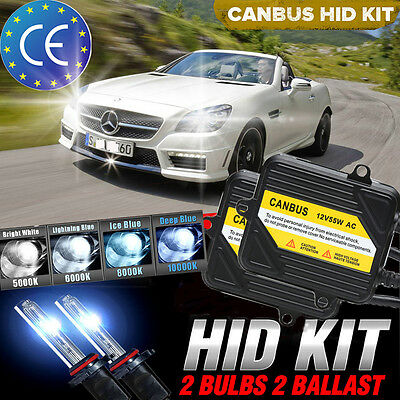 H7 H7R Xenon HID Conversion Kit 55W Canbus Pro For Mercedes CLS C219 2004-2010