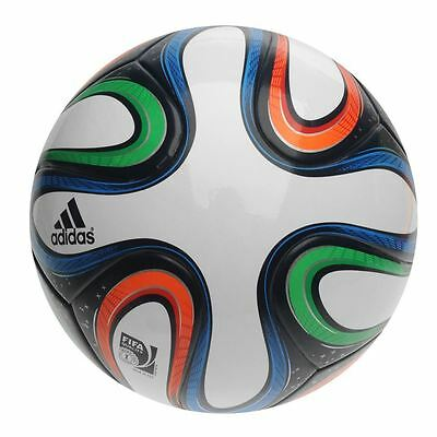 Adidas Brazuca 2014 Fifa World Cup Football Size 5 Fifa Quality Inspected