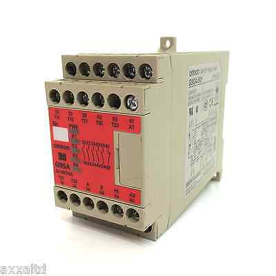 Safety Relay G9SA501 Omron G9SA-501 USED UNIT