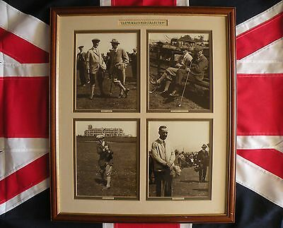 Antique Gleneagles 1921 Photograph Collection - Golf Memorabilia / Ryder Cup