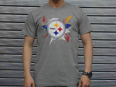 Official Pittsburgh Steelers New Era T Shirt