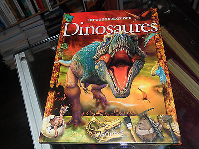 Larousse.explore Les dinosaures, Paul Willis