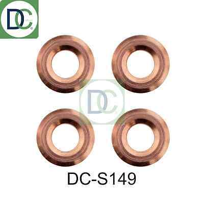 4 x Diesel Injector Washers Seals for Toyota Avensis 2.0 D-4D Denso 1CD-FTV