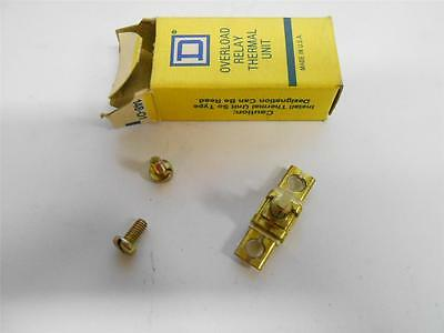 Nos Square D A4.79 Overload Relay Thermal Unit