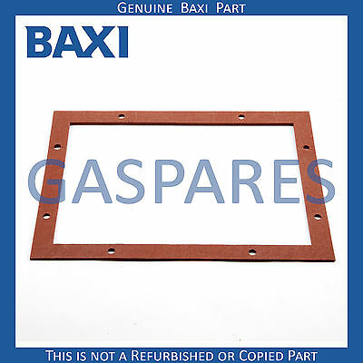 Baxi Potterton Gas Spare Seal For Combustion Chamber Part No 5000429 - Genuine
