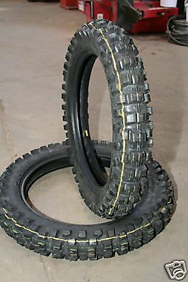 DUNLOP Motorcycle Tyre 100/90 - 19 D739 57M NEW