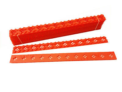 10 Guides Total10 ft long Cable Guide for Electric Radiant Floor Heating Systems