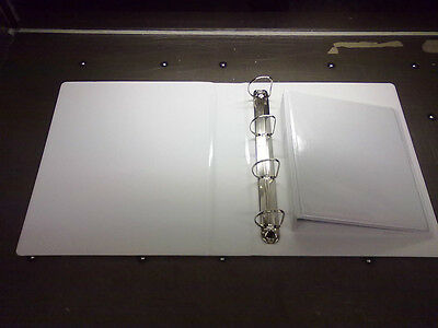 1 A4 Or A5 Pvc Binder In Various Size From 15Mm To 65Mm