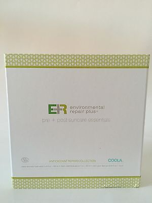 Coola ER+  Environmental Repair Plus 3 Piece Travel Kit