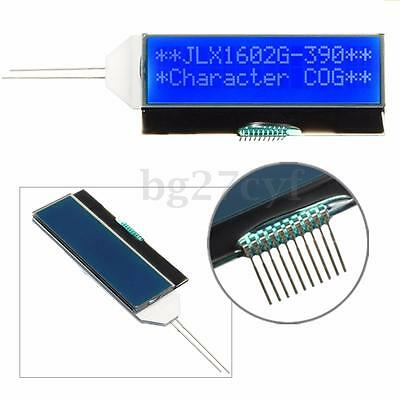 Mini 1602 IC16x2 Serial LCD LED Display 3.3V Blue Backlight Module For Arduino
