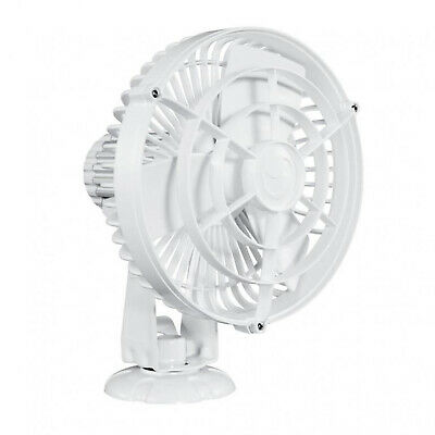 Caframo 817 Kona 12V White Fan -  Free Shipping