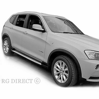 Brand new OEM Style Running Boards Side steps for BMW X3 / F25 2010-2015