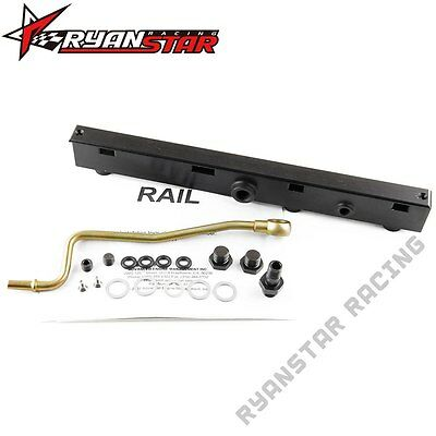 High Volume Fuel Rail for Honda Acura RSX Civic 2.0L VTEC K Series Engines