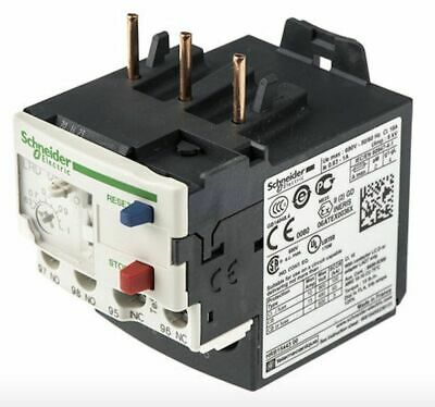 Schneider Electric LRD05 Thermal Overload Relay 3P 0.63 - 1A 690V 034675