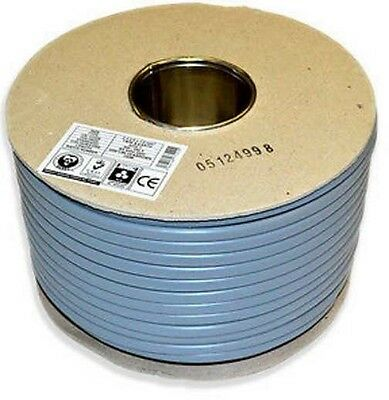 100 metres 2.5mm Twin and Earth Cable 6242Y (New Colours)
