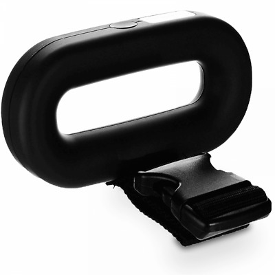 UKDJ Hand Held 50Kg 110lb LCD Electronic Hanging Luggage Scales