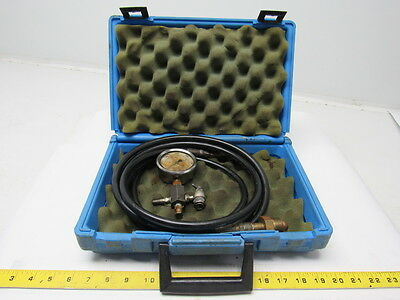 Oil-Air Accumulator Nitrogen Charge kit 3000 PSI