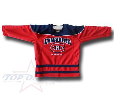 Kinder-Trikot NHL Montreal Canadiens