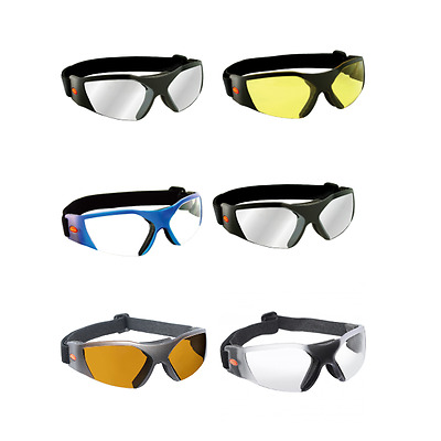 Bangerz 5500 Safety Goggles Protective Eyewear for Sports