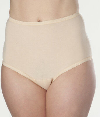 Wearever Washable Reusable Underwear Incontinence Panties (3-Pack)