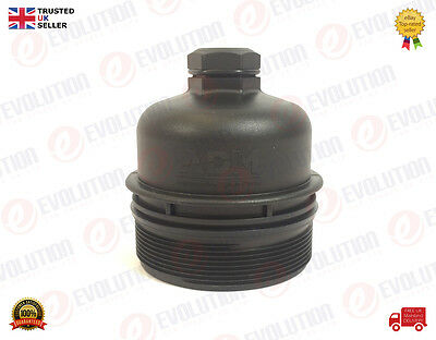 Ford C-Max Focus Fusion Fiesta 1.4 1.6 Tdci Oil Filter Housing Cover Cap 1145964