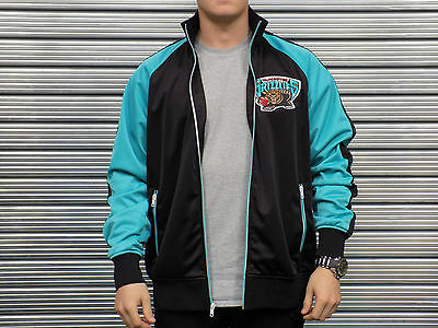 Official Vancouver Grizzles Mitchell & Ness Tracksuit Jacket