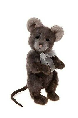 Charlie Bears~ Jointed Rat ~ TEMPLETON ~ Soft Toy/Plush/Collectible ~ 30cm