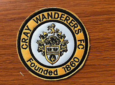 Patch Cray Wanderers Fc - England Low Division - Isthmian League
