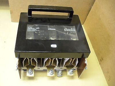 Siemens Fuse Holder  3NP546 with 3 Fuses