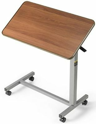 New Invacare  #6418 TILT-TOP OVERBED TABLE