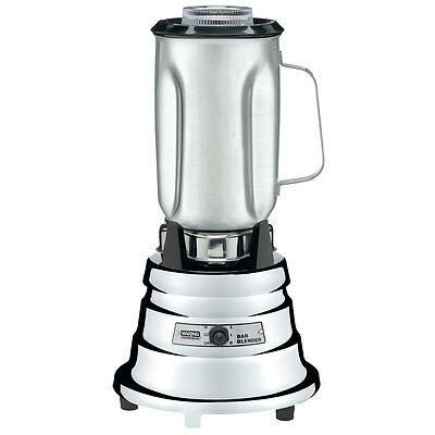 Waring Professional Bar Blender - Stainless Steel - 32 oz - Commercial Drink Mix