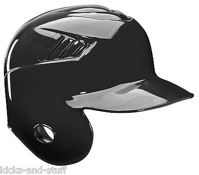 New Rawlings Coolflo Pro MLB Baseball One Ear Right Flap Helmet Black 7 1/2 Left