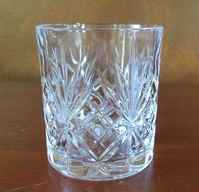 Cristal D'Arques Durand Masquerade Crystal On the Rocks Tumbler(s)