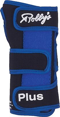 ROBBY'S Wrist Positioner Cool Max PLUS Right Hand Multiple Sizes! Blue