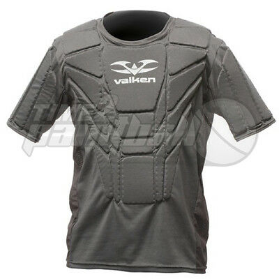 Valken Impact Chest Protector - 2XL/3XL - Paintball Airsoft Padded Shirt Guard