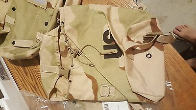 MOLLE SUSTAINMENT POUCH * DESERT DCU * US Military Issue USGI SDS * NEW